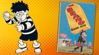 Beano Book 1970 Annual