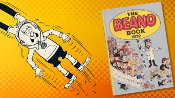 Beano Book 1972 Annual
