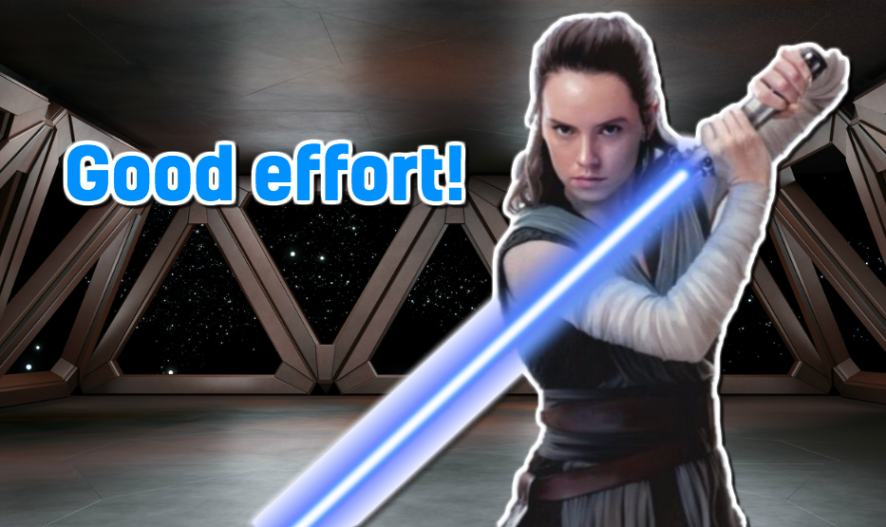 The Star Wars Lightsaber quiz
