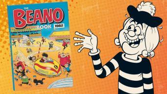 Beano Book 1982 Annual