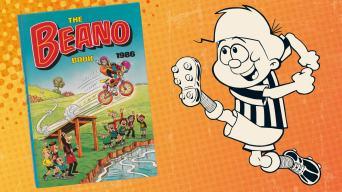 Beano Book 1986 Annual