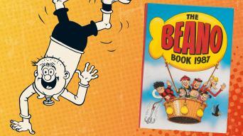 Beano Book 1987 Annual