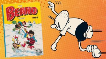 Beano Book 1988 Annual