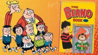 Beano Book 1989 Annual