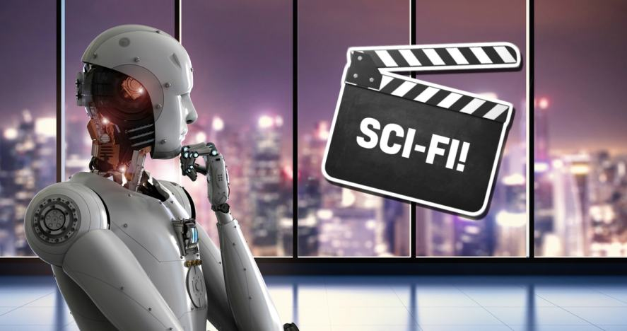 Sci-fi movie!