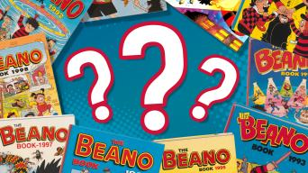 Beano Book 1990's Annual - What's your Birthday Annual?