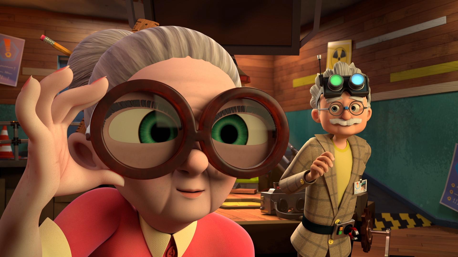 Dennis & Gnasher Unleashed! Episode 42: Tech Specs