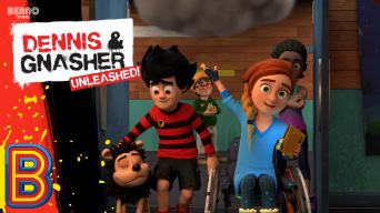 Dennis & Gnasher Unleashed! Series 1 - Episode 43: Goodbye Rubi Doomsday