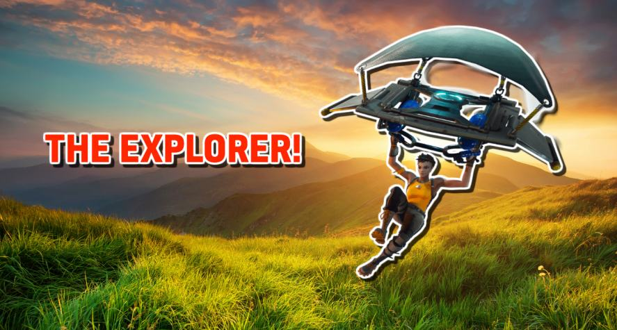 Fortnite explorer