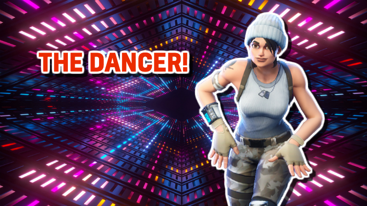 Fortnite dancer