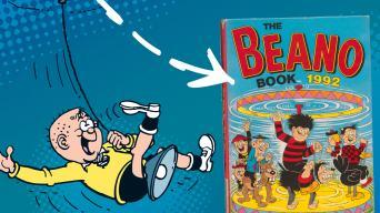 Beano Book 1992 Annual
