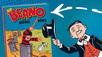 Beano Book 1993 Annual