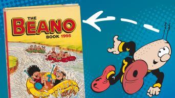 Beano Book 1995 Annual