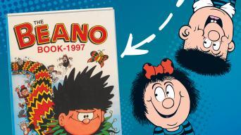 Beano Book 1997 Annual