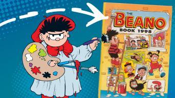 Beano Book 1998 Annual