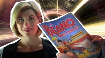 Beano in doctor who