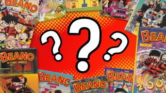 Beano Annuals 2000's - What's YOUR Birthday Beano Annual?