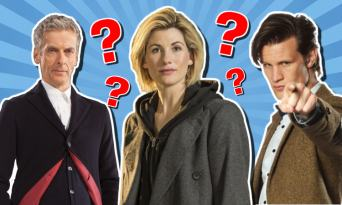 Doctor Who personality quiz
