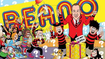 Inside Beano 3945: 80th Birthday Special