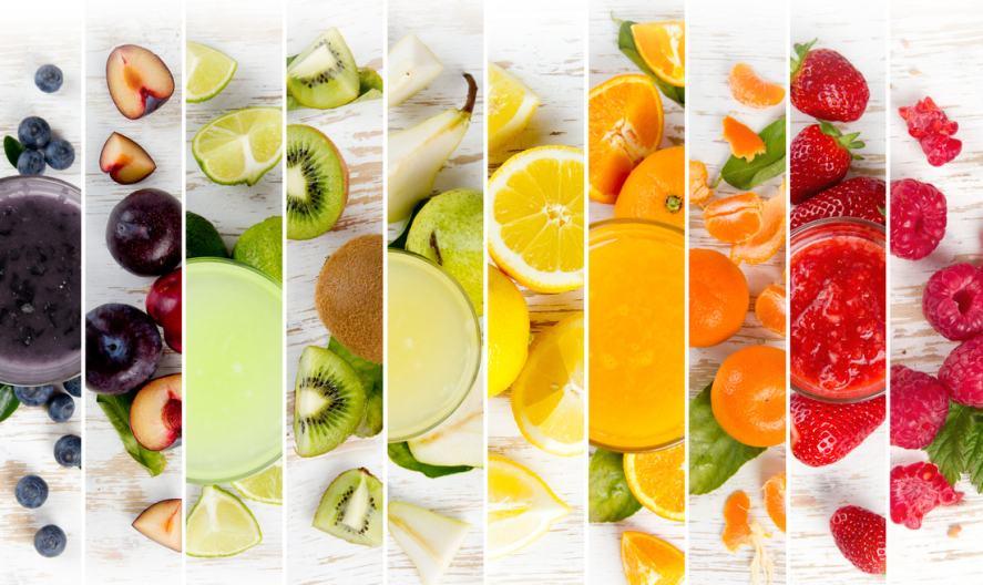 Fruit Mix Stripes