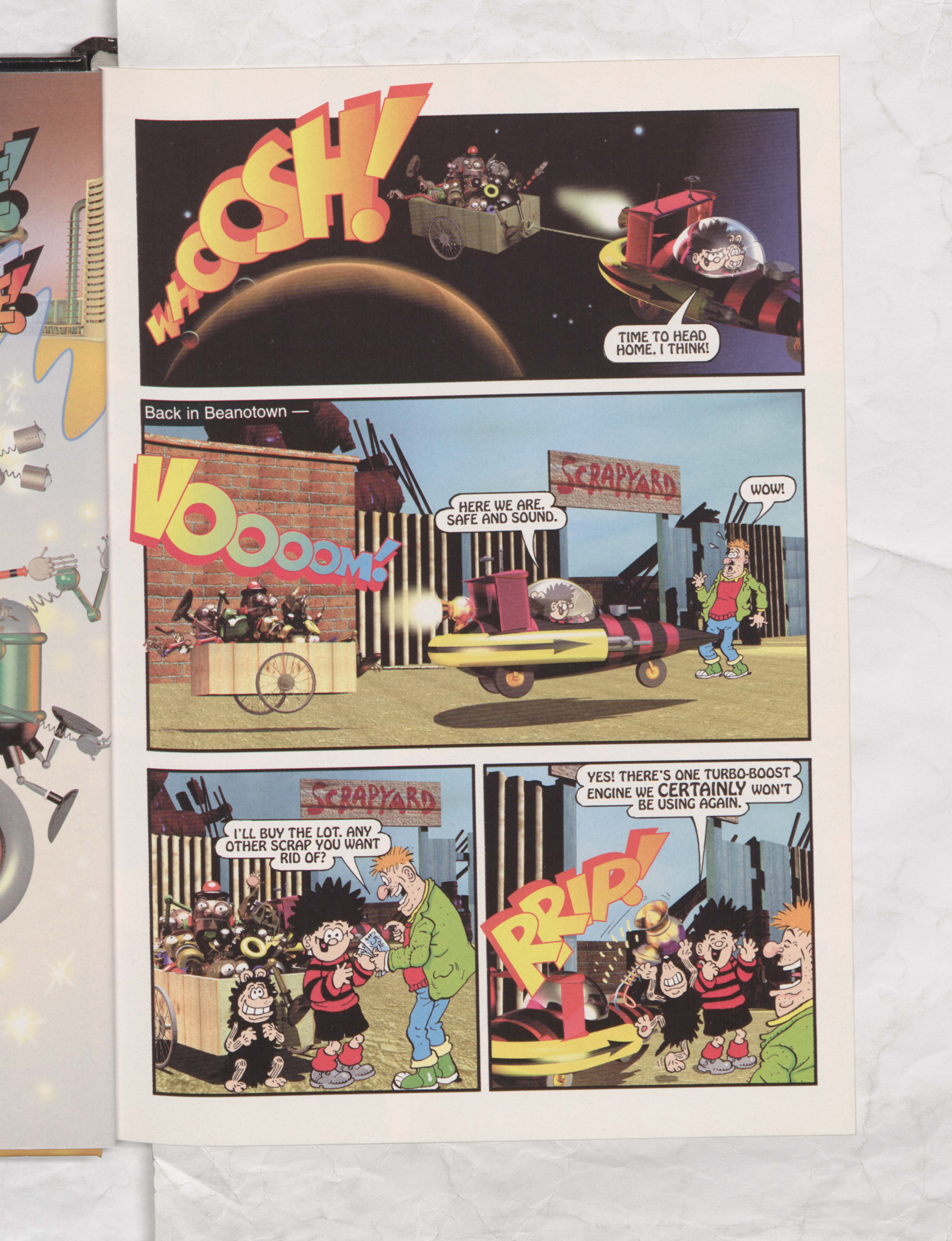 Dennis the Menace in Robot Rumble - Page 8