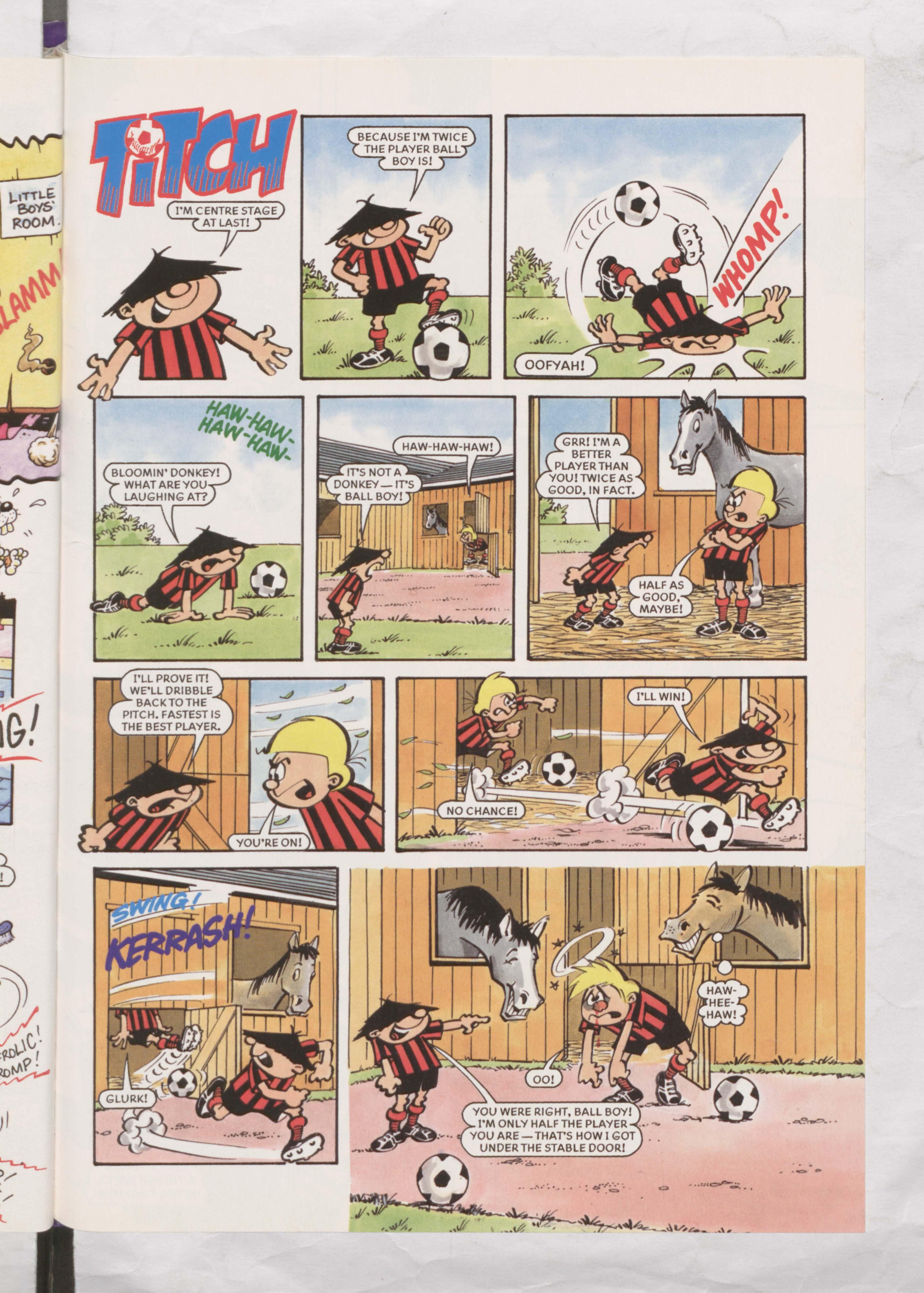 Titch - Beano Book 2002