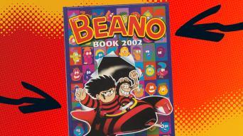 Beano Book 2002 Annual