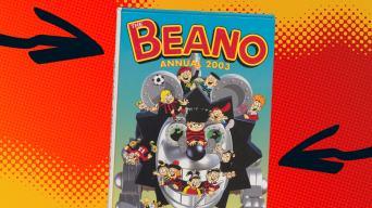 Beano Book 2003 Annual