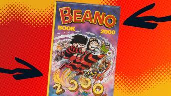 Beano Book 2000 Annual