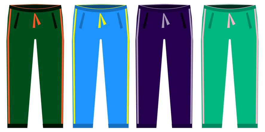 Some comfortable tracksuit bottoms