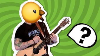 Guess the Pop Star Under the Emoji Face