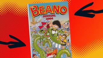 Beano Annual 2004
