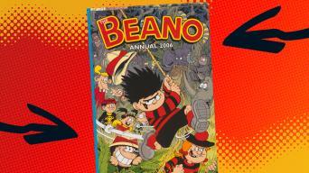 Beano Annual 2006