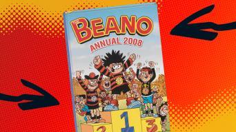 Beano Annual 2008
