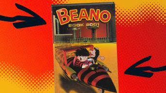 Beano Book 2001 Annual