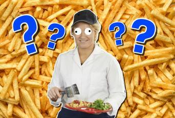 School dinners quiz