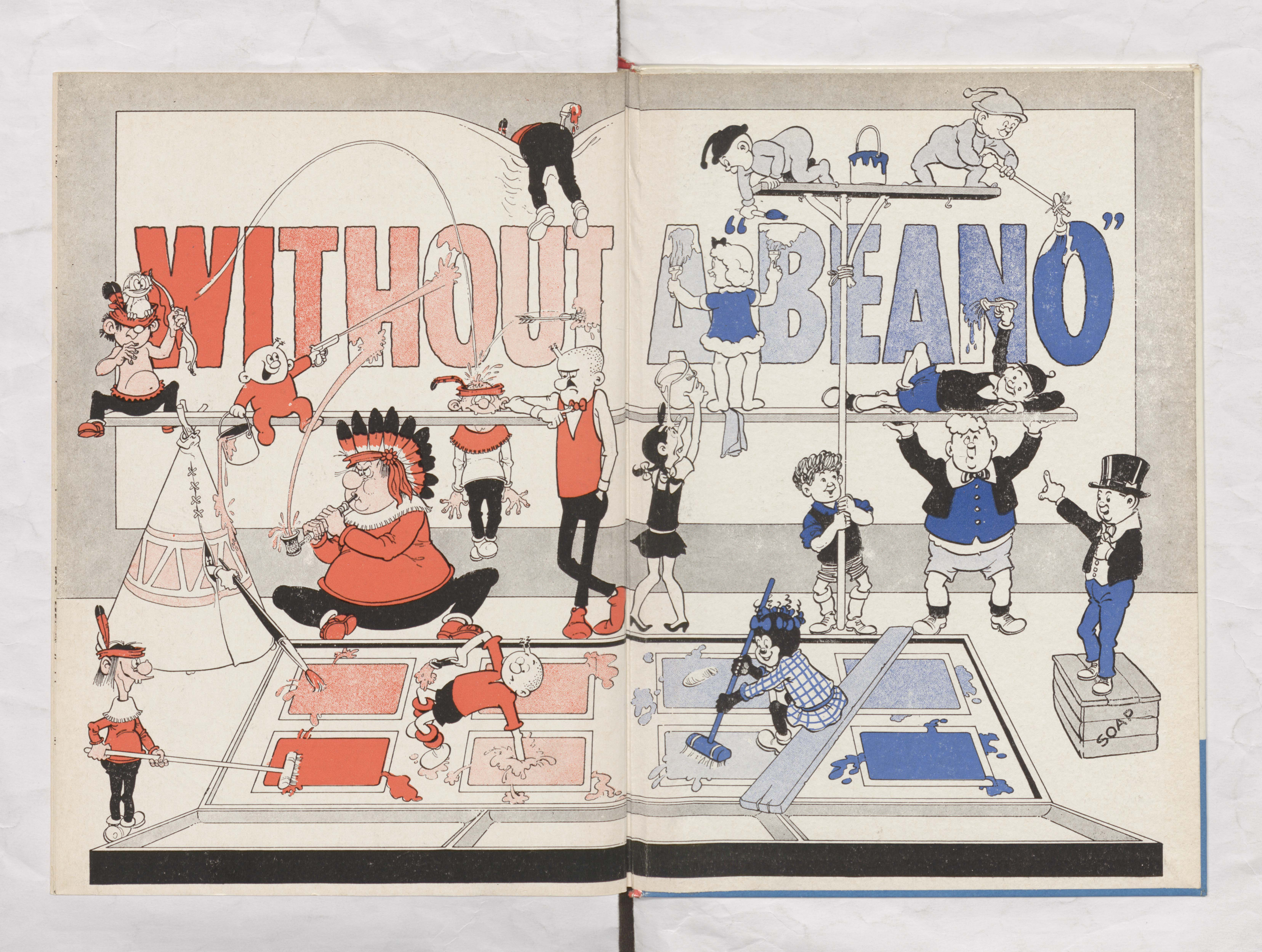 Never be without a Beano! - Beano Book 1966