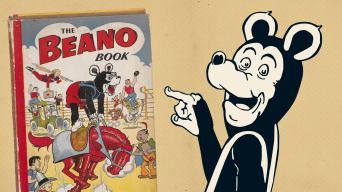 Beano Book 1951 Annual