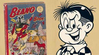 Beano Book 1953 Annual
