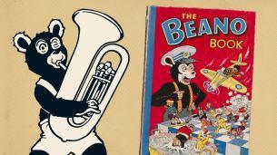 Beano Book 1956 Annual