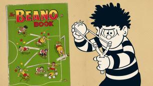Beano Book 1957 Annual