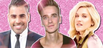 Dr. Ranj Singh, Joe Sugg and Ashley Roberts on Strictly Come Dancing