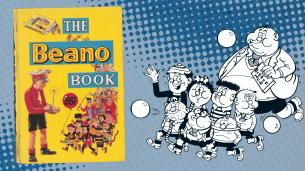 Beano Book 1967 Annual