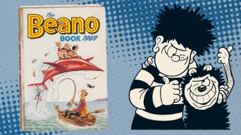 Beano Book 1969 Annual