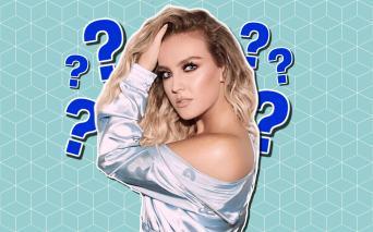Perrie Edwards Little Mix quiz
