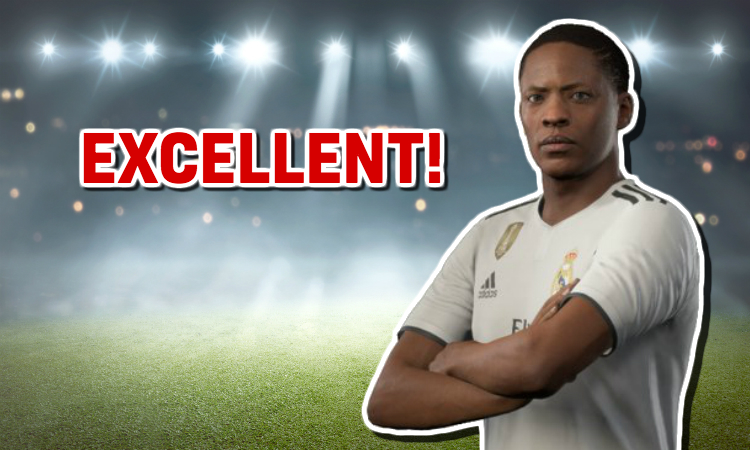 Alex Hunter in FIFA