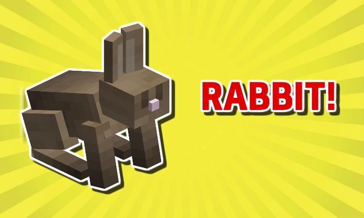 Minecraft Rabbit