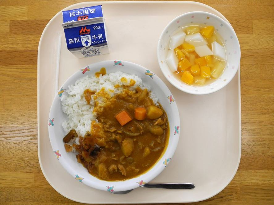 School Dinner 10