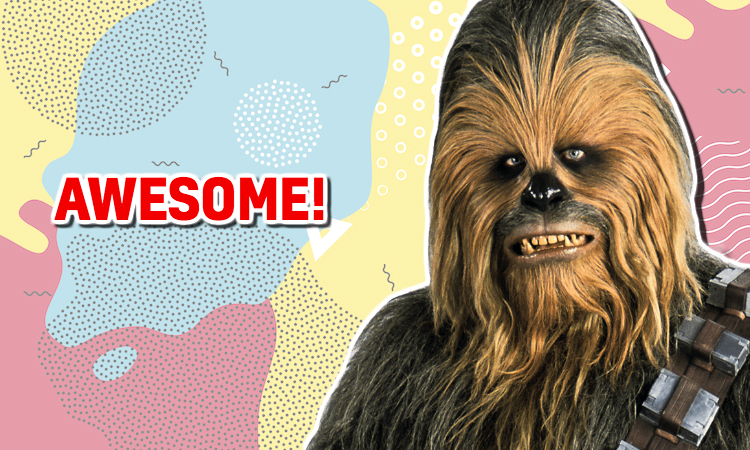 Star Wars' Chewbacca