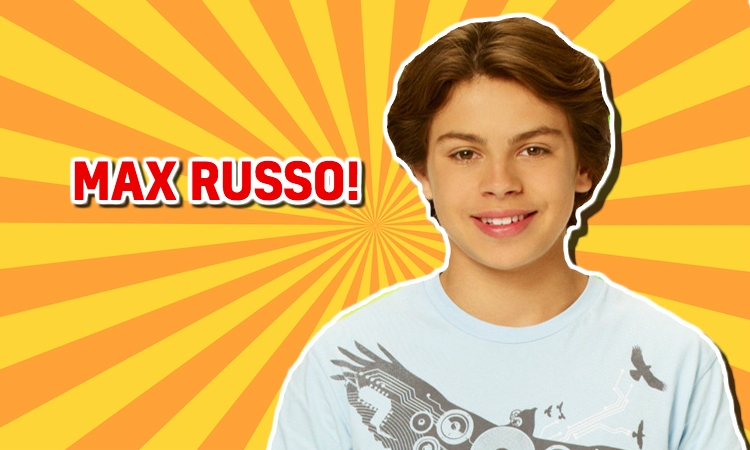 Max Russo Wizards of Waverly Place